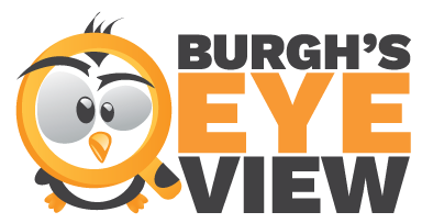 Burgh's Eye View logo