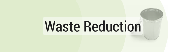 Waste Reduction Grapgic
