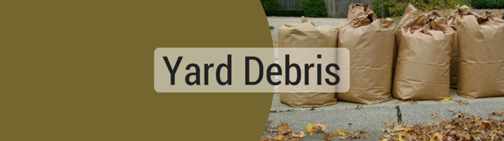Yard Debris Graphic