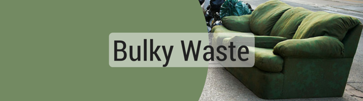 Bulky Waste Information