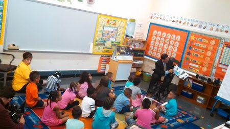 Reading at Langley K-8