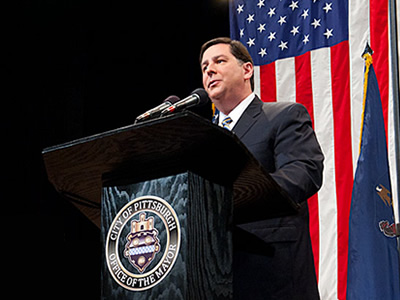 Mayor Peduto