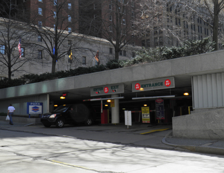 Mellon Square Garage