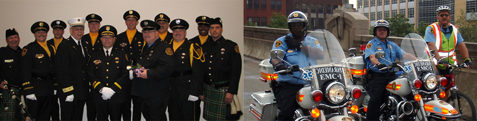 Special Operations: Honor Guard, Bike, Motorcycle