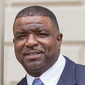 Mayor Jamael Tito Brown, Youngstown, OH