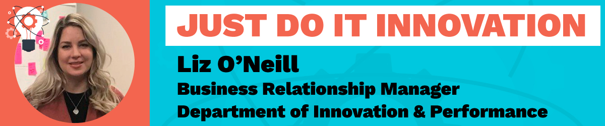 Liz O'Neill, Business Relationship Manager, I&P