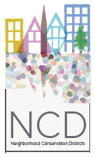 Neighborhood Conservation Districts Logo