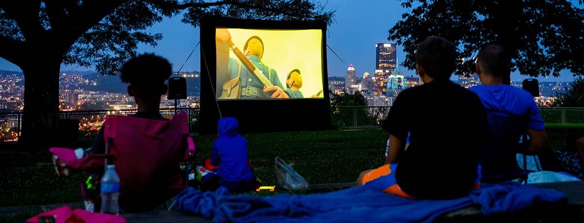Cinema in the Park - Grandview Park