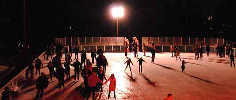 schenley ice skating rink - 800×342