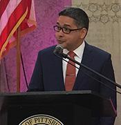 Executive Director Carlos Torres