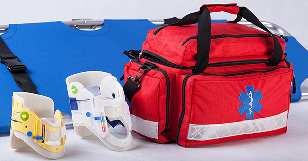 Ambulance house bag and other EMS equipment