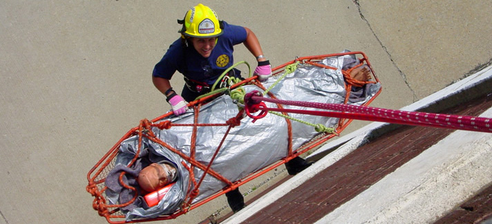 EMS Training Division: Trench Rescue
